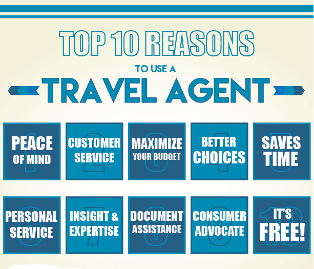 Why use a local travel agent?